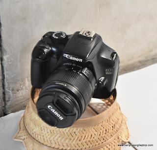 Jual Kamera  Canon  1100D Bekas  di Banyuwangi