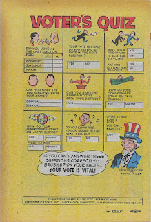 Your Vote Is Vital p. 15