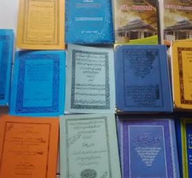 Jual Kitab KH. Sholeh Darat Semarang <del>Rp920.000</del> <price>Rp727.000</price> <code>BKT-004</code>