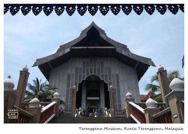 Terengganu Museum | www.rambleandwander.com