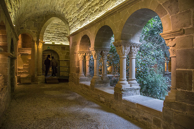 Sant Benet de Bages travel guide spain catalonia