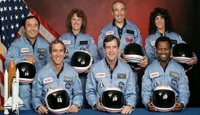 Peristiwa tragis kru NASA