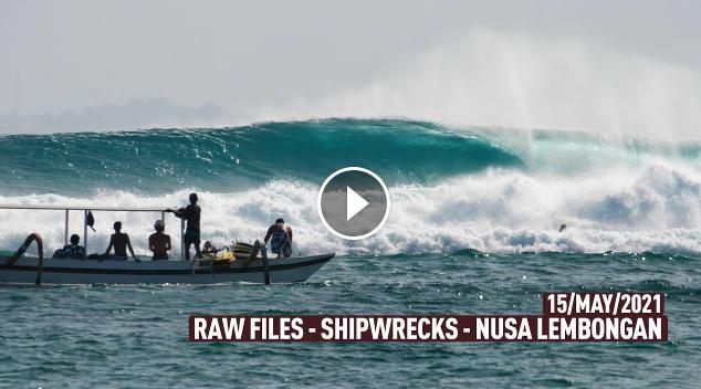 Shipwreck - Nusa Lembongan - RAWFILES - 15 MAY 2021
