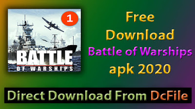 Battle of Warships APK Download 2020 (BOW Naval Blitz) Full Version 1.17.4 for Android - DcFile