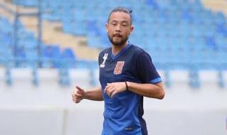 Pemain Jepang Kunihiro Yamashita Siap Gabung Persib Bandung