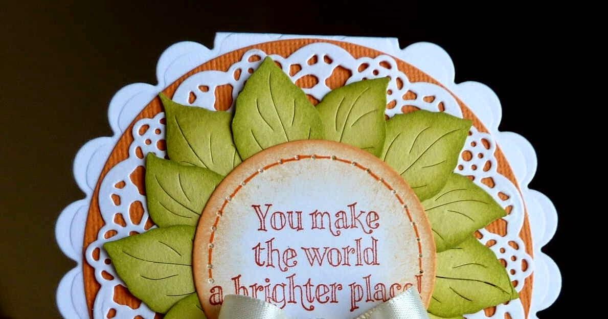 Jnj My Store >> CottageBLOG: You make the world a brighter place! Handmade ...