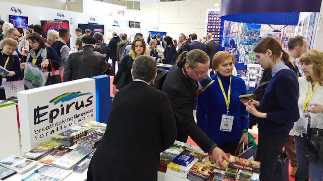 Στοχευμένη συμμετοχή της Περιφέρειας Ηπείρου στη Διεθνή Έκθεση Τουρισμού της Μόσχας