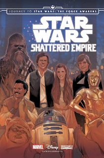Star Wars: Shattered Empire collection cover