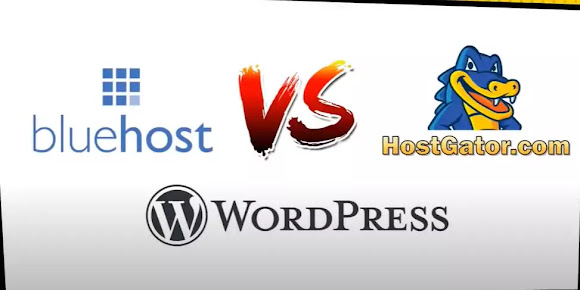 Which is better for webhosting from Bluehost vs HostGator , Bluehost vs Hostgator Pricing, Features, company, Advantages
