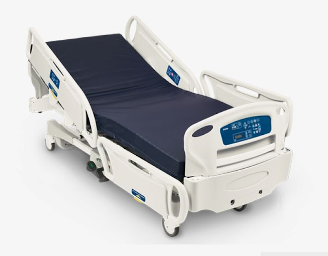 More than 10 countries have the largest hospital bed