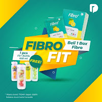Dusdusan Paket Fibro Fit ANDHIMIND
