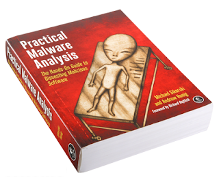[GIVEAWAY] Practical Malware Analysis [The Hands-On Guide to Dissecting Malicious Software]