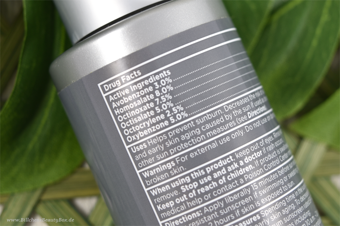 Paula's Choice Sonnenschutz - Sunscreen Spray SPF 43
