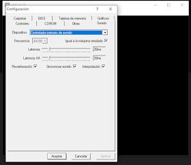 ▷ Problemas en el emulador PSXFIN por 【Errores de Sonido】