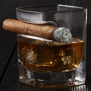 Weddings by K'Mich-wedding ideas-grooms gift ideas-Philadelphia PA-corckcicle cigar glass