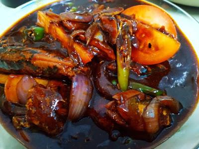 Resepi Sardin Mudah Dengan Potongan Tomato Yang Segar