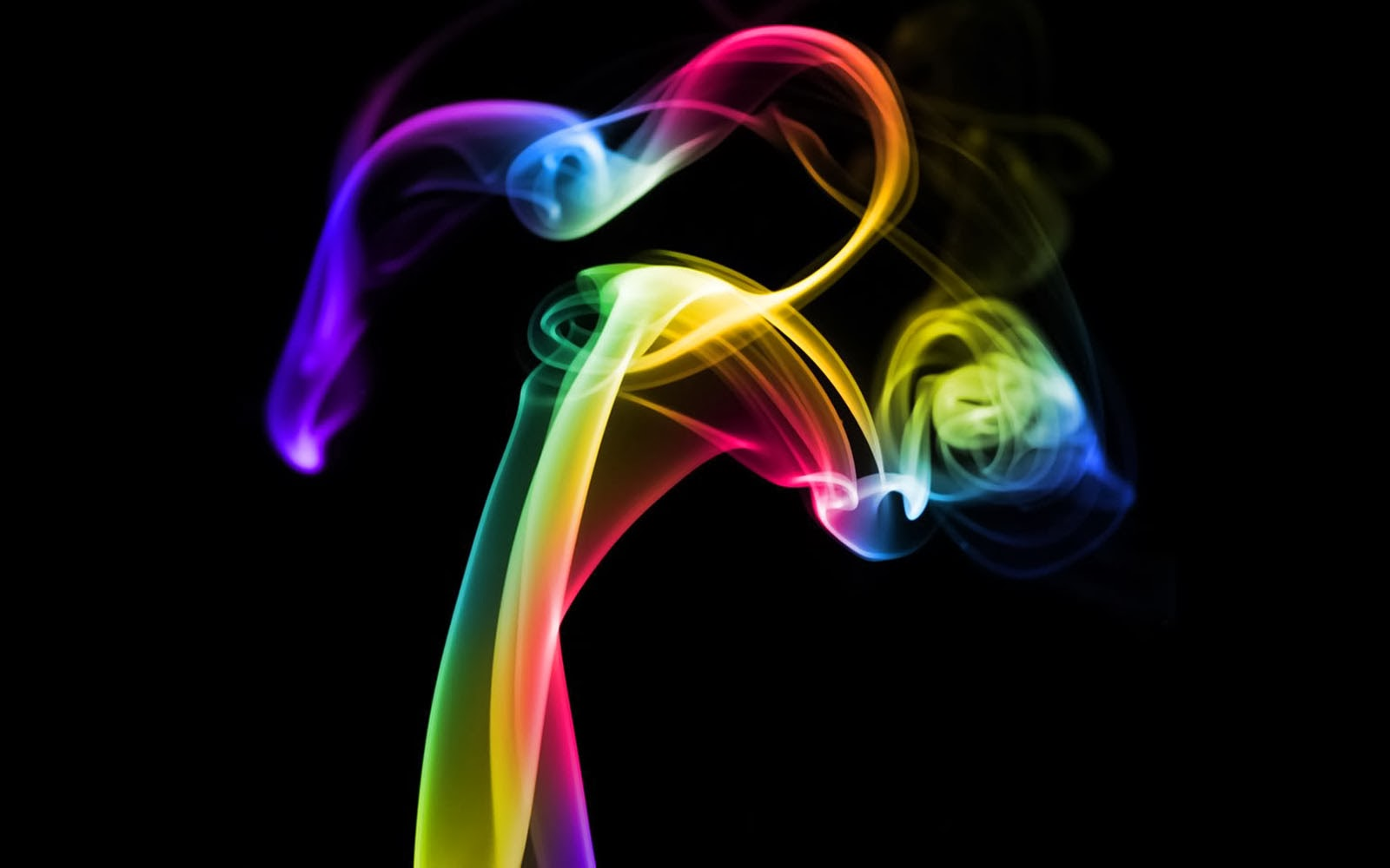 3d Wallpaper New York City Wallpapers Colorful Smoke Wallpapers