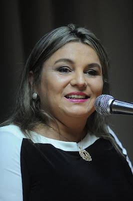 Glaucia Simões - Audiência Pública do Orçamento estadual de SP 2017 em Barretos 24/06/2016