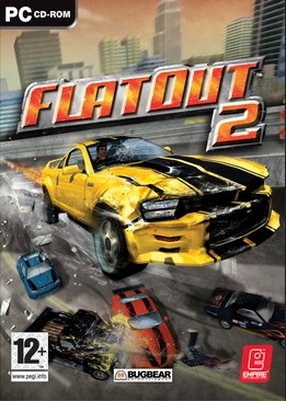 Flatout 2 PC Full Español(MEGA)