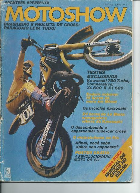 MS01 - Yamaha XT600 x Honda XL600 - O DUELO
