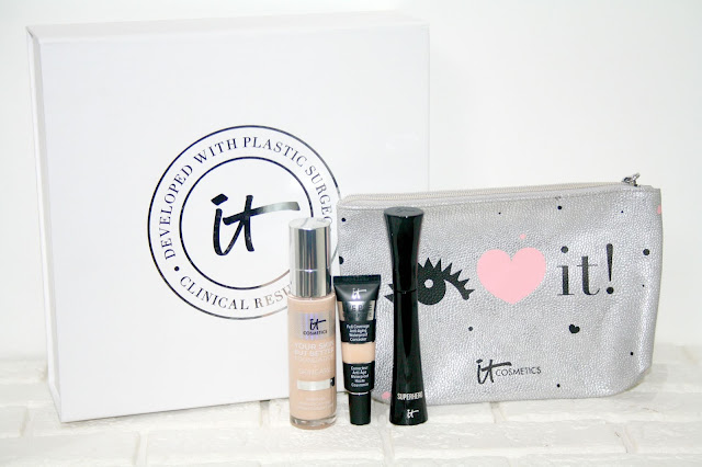 IT Cosmetics Your Skin But Better 3-piece collection