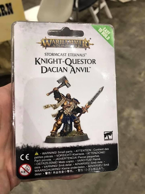 Knight Questor Dacian Anvil