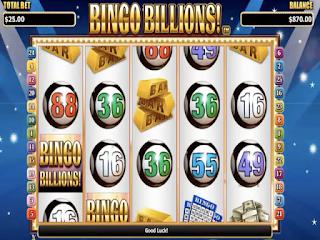 Bingo Billions Poker Slot