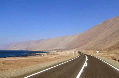 Rodovia Pan-americana - Iquique-Arica - Chile