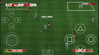 Pes 2017 Iso PSP gamplay