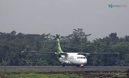Uji Terbang Sukses, Citilink Mulai Layani Penerbangan Jakarta-Purbalingga 22 April 2021