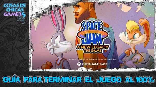 Guía Space Jam A New Legend para completar el juego al 100%