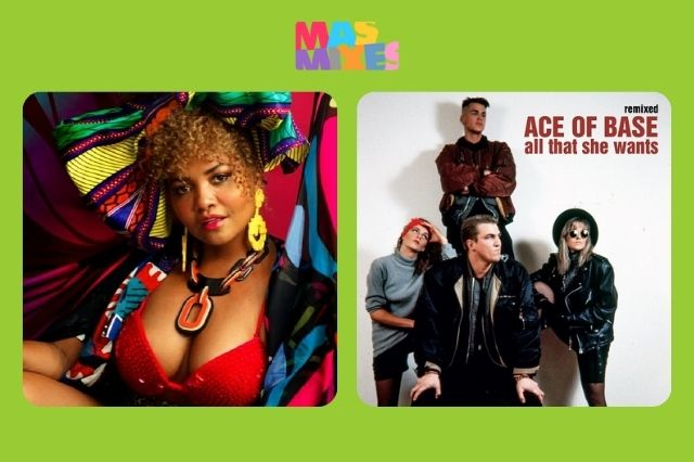 All That Xirley Wants (Gaby Amarantos vs. Ace Of Base)