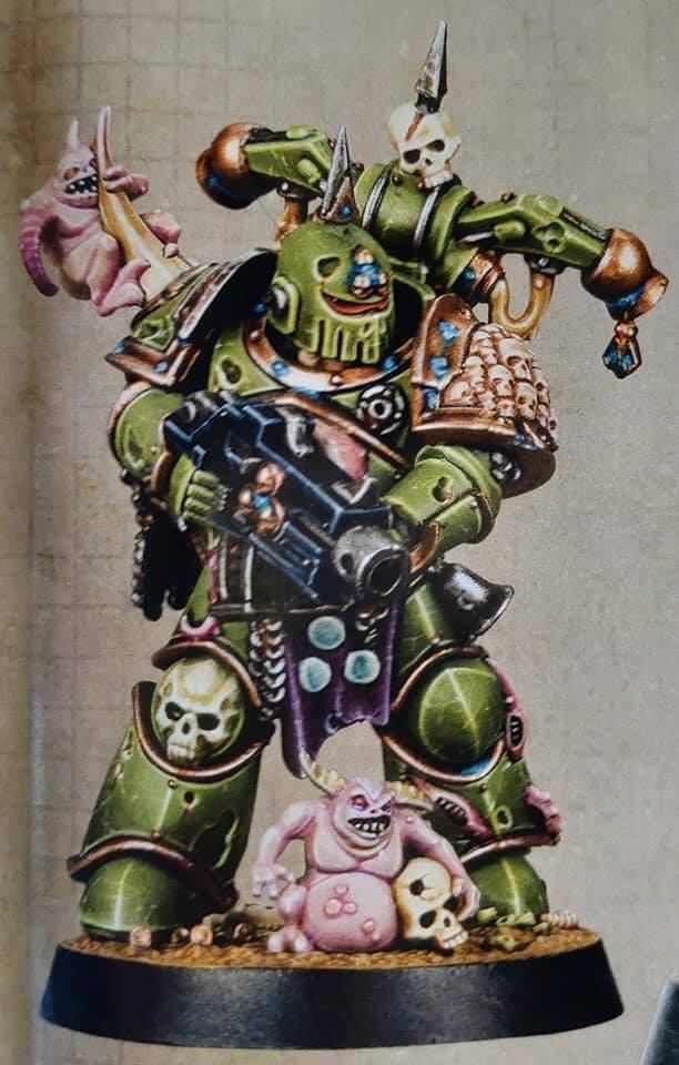 Space Marine Heroes 3: Guardia de la Muerte