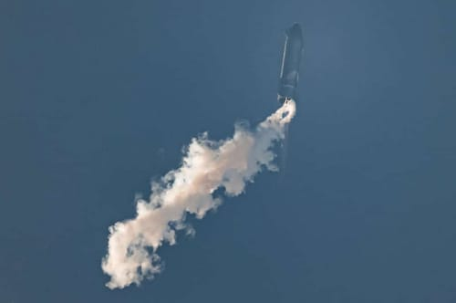 SpaceX is losing another prototype of Starship