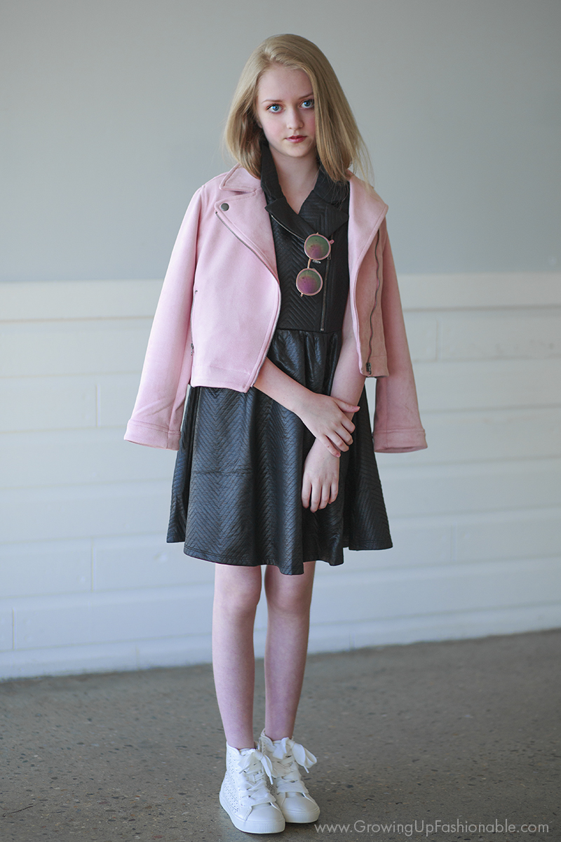 tween girl fashion blogger
