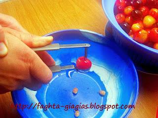 Μαρμελάδα Κεράσι - από «Τα φαγητά της γιαγιάς»