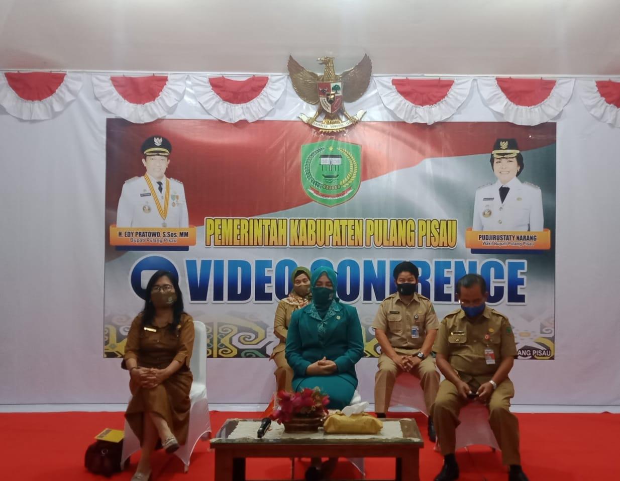 Duta Bercerita Pulang Pisau Menjadi Wakil Kalteng Tingkat Nasional