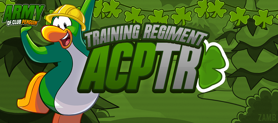 Army of Club Penguin Training Regiment | ACPTR