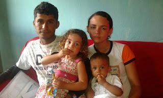 Pai de família da Zona Rural de Picuí está sem trabalho e com sérios problemas de saúde