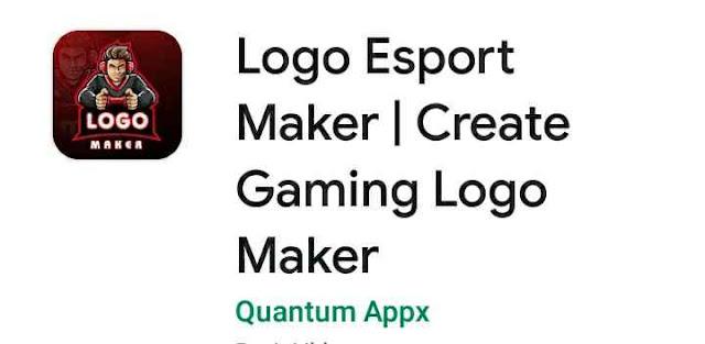 aplikasi pembuat logo esport