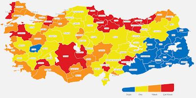 Korona Virüs Tedbirleri Çerçevesinde Yüksek Riskli İstanbul'daki Yeni Yasaklar ve Normalleşme Süreci