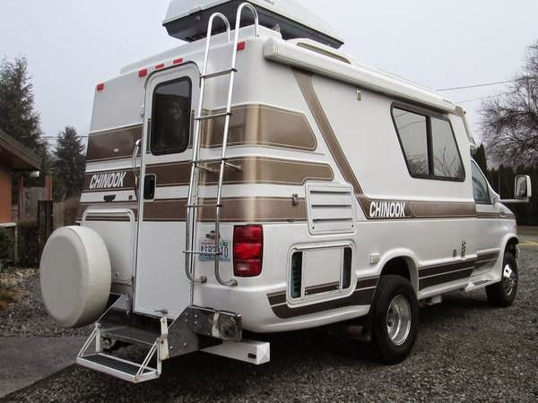 Used RVs 2000 Chinook Concourse 4X4 Adventure RV For Sale ...