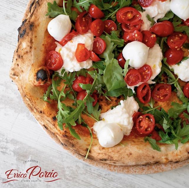 Pizzeria Errico Porzio napoli