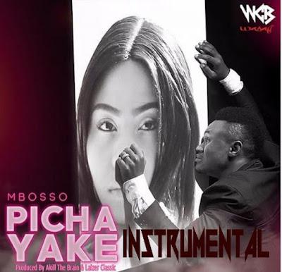 Instrumental | Mbosso – Picha Yake (BEAT) | Download/Listen Mp3
