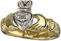 Irish Symbols - Claddagh Rings