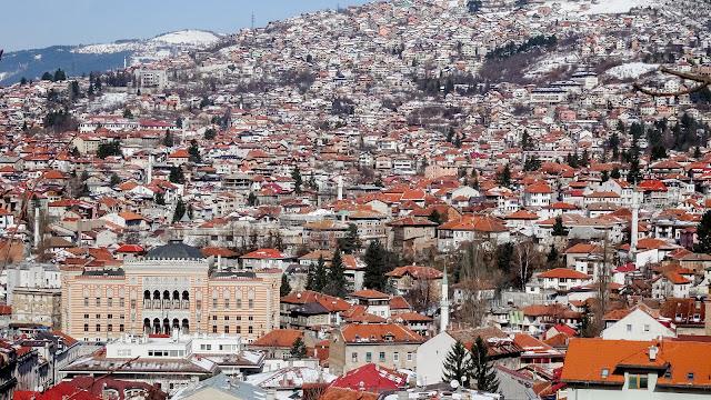 Sarajevo 25 years later