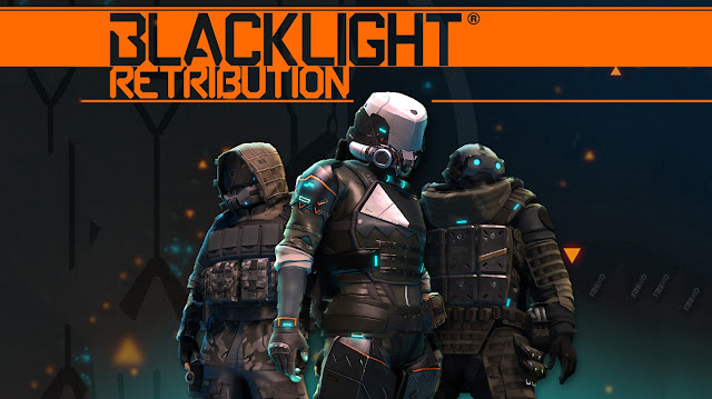 BLACKLIGHT RETRIBUTION: Official Game Direct Free Download