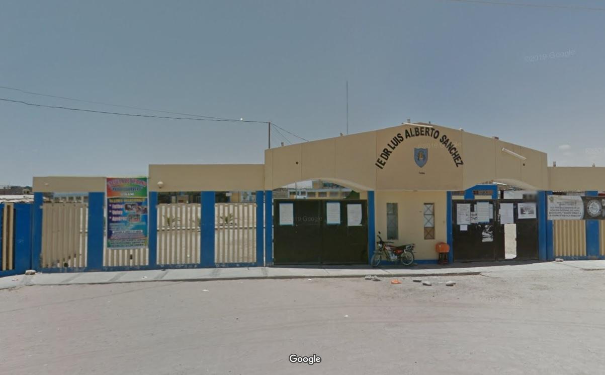 Colegio LUIS ALBERTO SANCHEZ - Coronel Gregorio Albarracin
