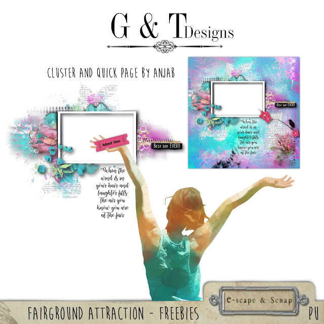 G&T Designs - Fairground Attraction & Freebies