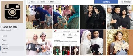 Photobooth Kahwin Terbaik Di Malaysia